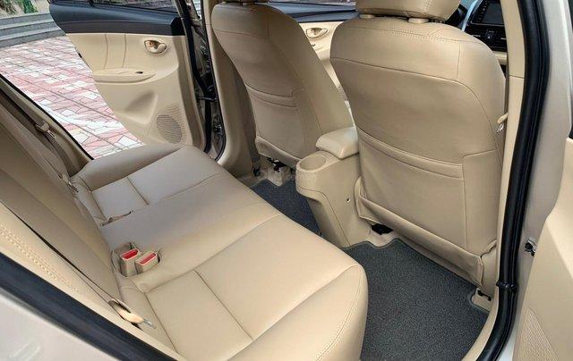 Bán nhanh Toyota Vios 1.5E CVT số tự động xe đẹp giữ gìn2