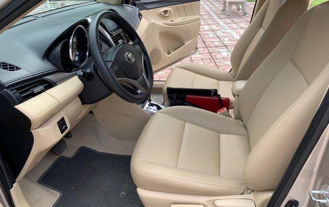 Bán nhanh Toyota Vios 1.5E CVT số tự động xe đẹp giữ gìn4