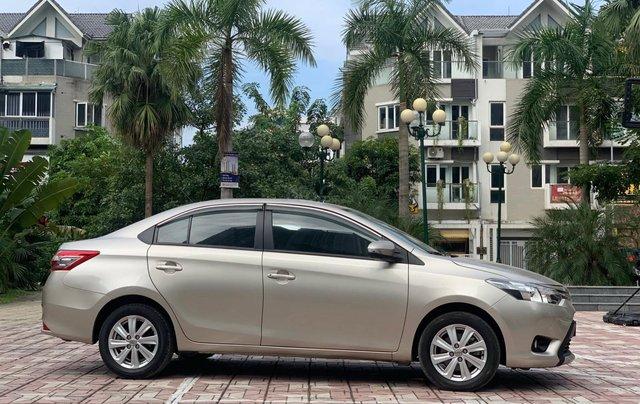 Bán nhanh Toyota Vios 1.5E CVT số tự động xe đẹp giữ gìn6