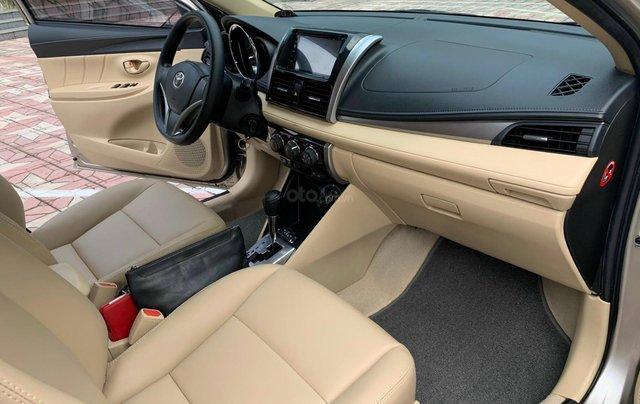 Bán nhanh Toyota Vios 1.5E CVT số tự động xe đẹp giữ gìn5