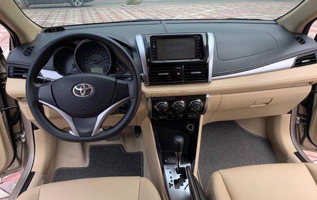 Bán nhanh Toyota Vios 1.5E CVT số tự động xe đẹp giữ gìn8