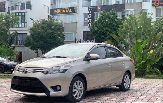 Bán nhanh Toyota Vios 1.5E CVT số tự động xe đẹp giữ gìn7