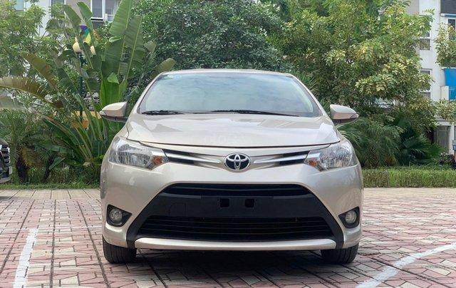 Bán nhanh Toyota Vios 1.5E CVT số tự động xe đẹp giữ gìn9