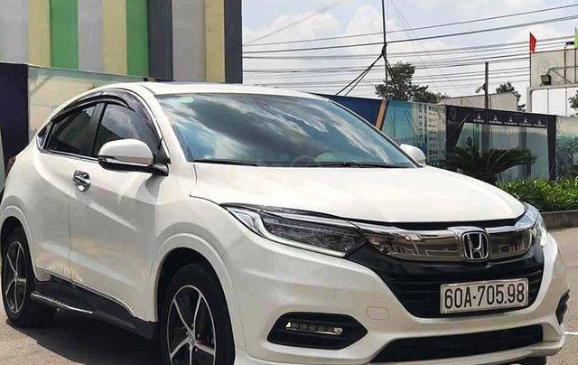 Cần bán Honda HR-V sản xuất 2019, màu trắng, nhập khẩu Thái Lan0