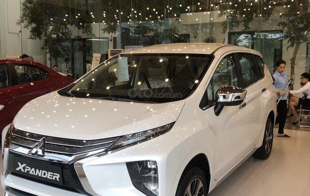 Mitsubishi Xpander - giảm 50% thuế trước bạ - ưu đãi khuyễn mãi ngập tràn - giá thấp nhất miền bắc0