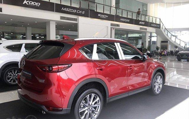 New Mazda CX5 Luxury 2.5L + 1 năm tặng bảo hiểm vật chất và gói nâng cấp, giá cực ưu đãi2