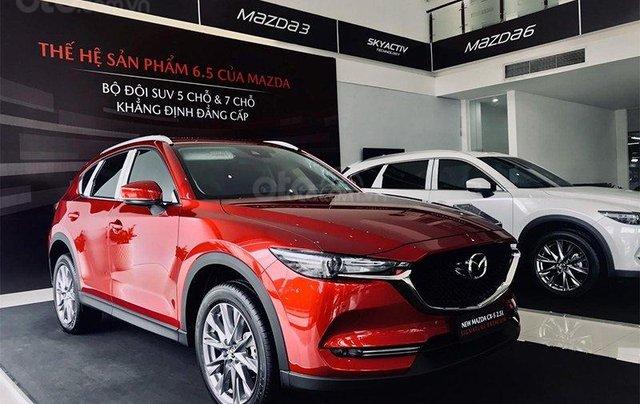 New Mazda CX5 Luxury 2.5L + 1 năm tặng bảo hiểm vật chất và gói nâng cấp, giá cực ưu đãi0