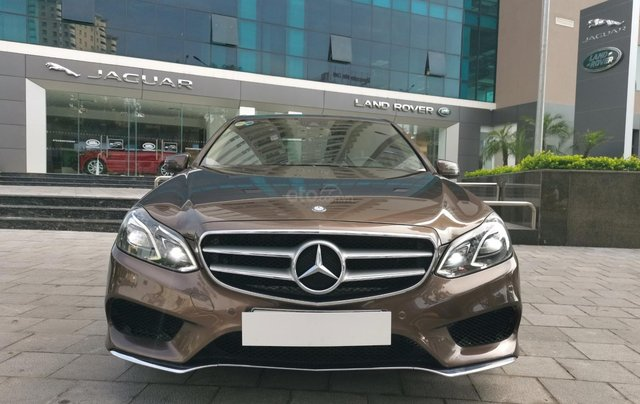 Bán Mercedes Benz E250 AMG model 20151