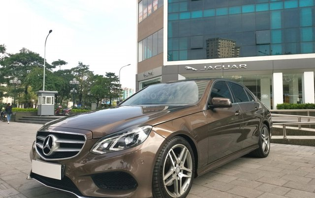 Bán Mercedes Benz E250 AMG model 20153