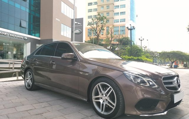 Bán Mercedes Benz E250 AMG model 20154