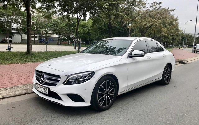 Mercedes-Benz C200 Facelift sản xuất 20190