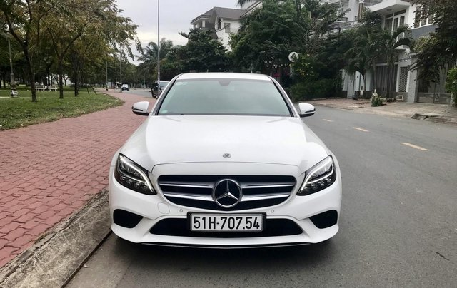 Mercedes-Benz C200 Facelift sản xuất 20191