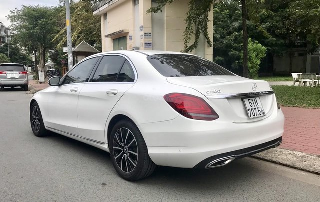 Mercedes-Benz C200 Facelift sản xuất 20193
