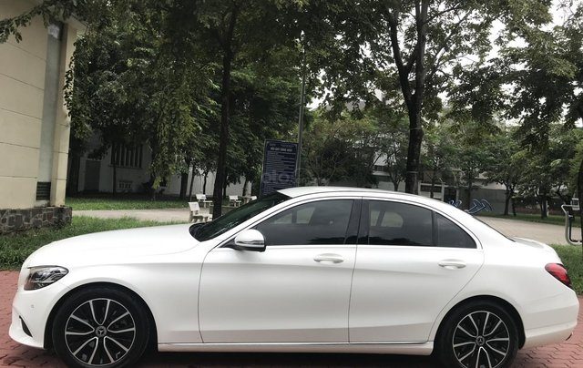 Mercedes-Benz C200 Facelift sản xuất 20192