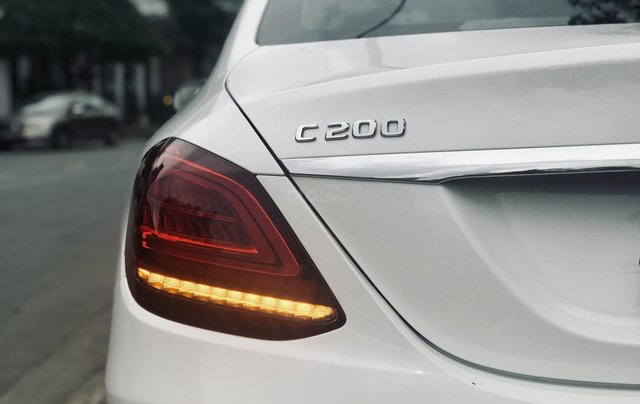 Mercedes-Benz C200 Facelift sản xuất 20195