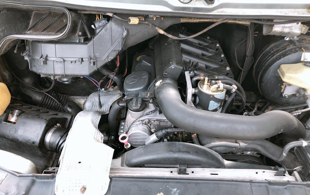 Cần bán xe Mercedes - Benz Spinter đời 20076