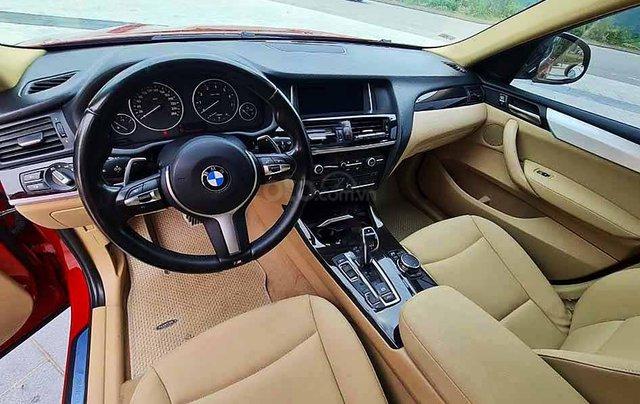 Cần bán BMW X4 đời 2014, màu đỏ, nhập khẩu1