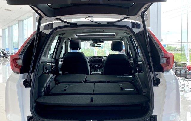 [Siêu ưu đãi] Honda CRV 2021 nâng cấp đáng giá - giảm tiền mặt cực khủng - hàng loạt phụ kiện chính hãng- trả góp 80% xe1