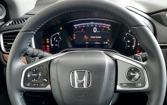 [Siêu ưu đãi] Honda CRV 2021 nâng cấp đáng giá - giảm tiền mặt cực khủng - hàng loạt phụ kiện chính hãng- trả góp 80% xe3