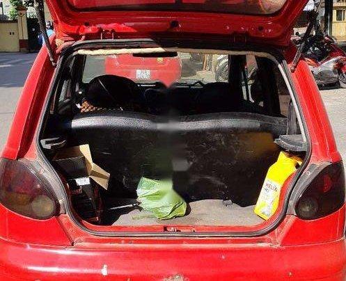 Bán Daewoo Matiz năm sản xuất 2001, màu đỏ, giá 48tr3