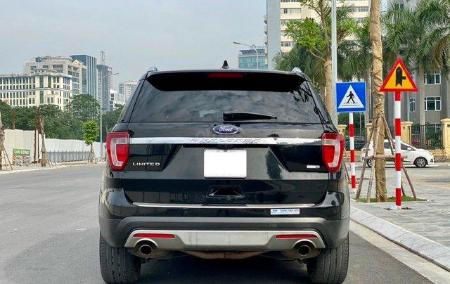 Ford Explorer Limited 2.3L EcoBoost sản xuất năm 20174