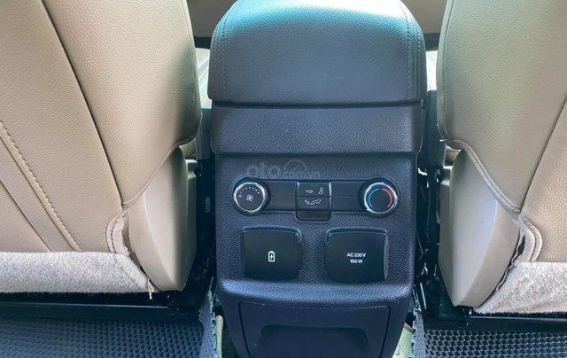 Ford Explorer Limited 2.3L EcoBoost sản xuất năm 20179