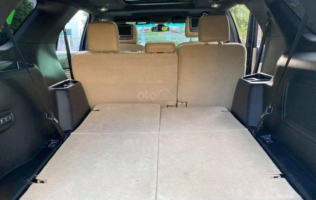 Ford Explorer Limited 2.3L EcoBoost sản xuất năm 201711