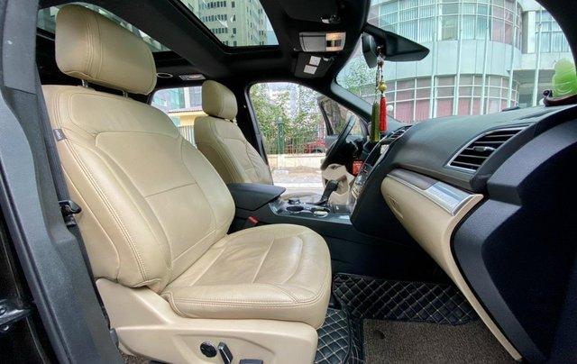 Ford Explorer Limited 2.3L EcoBoost sản xuất năm 201713