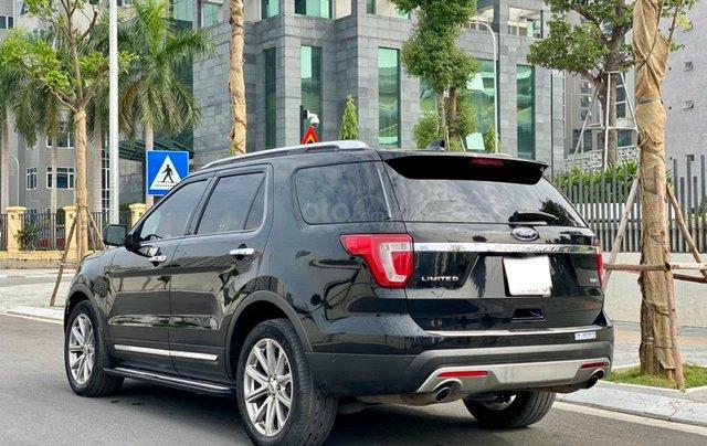 Ford Explorer Limited 2.3L EcoBoost sản xuất năm 20173