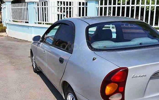 Bán Daewoo Lacetti sản xuất năm 2004, màu bạc còn mới, giá 108tr3