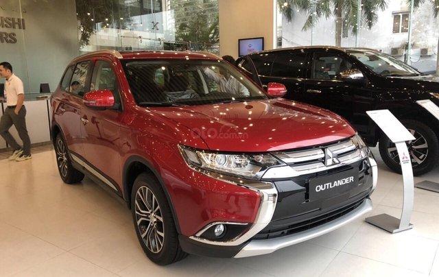 Mitsubishi Outlander ưu đãi cực khủng - Giá tốt nhất miền bắc - Giảm 100% thuế 0