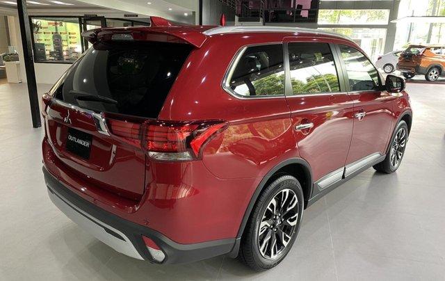 Mitsubishi Outlander ưu đãi cực khủng - Giá tốt nhất miền bắc - Giảm 100% thuế 5