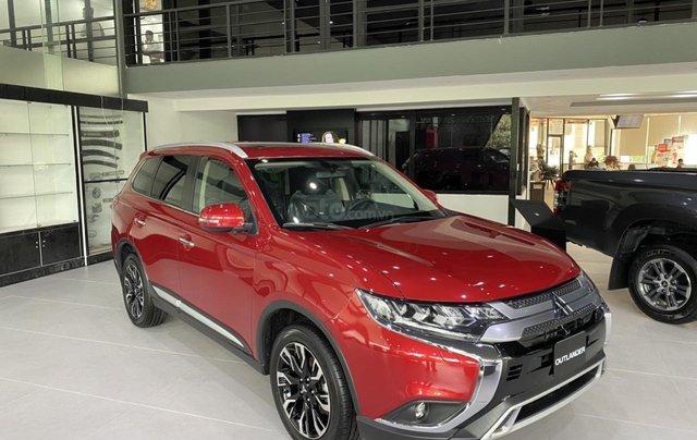 Mitsubishi Outlander ưu đãi cực khủng - Giá tốt nhất miền bắc - Giảm 100% thuế 4