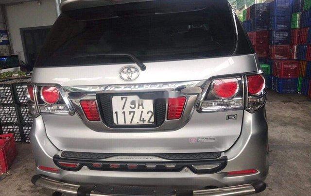 Bán ô tô Toyota Fortuner năm sản xuất 2016 còn mới, xe còn mới4