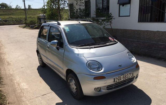 Bán Daewoo Matiz đời 1999, màu bạc, nhập khẩu  1