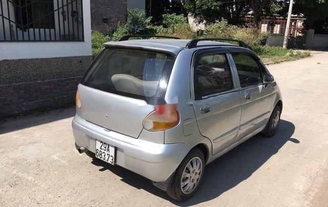 Bán Daewoo Matiz đời 1999, màu bạc, nhập khẩu  2
