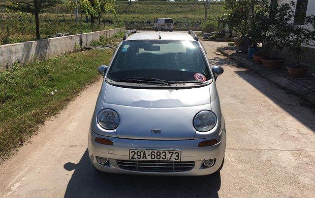 Bán Daewoo Matiz đời 1999, màu bạc, nhập khẩu  4