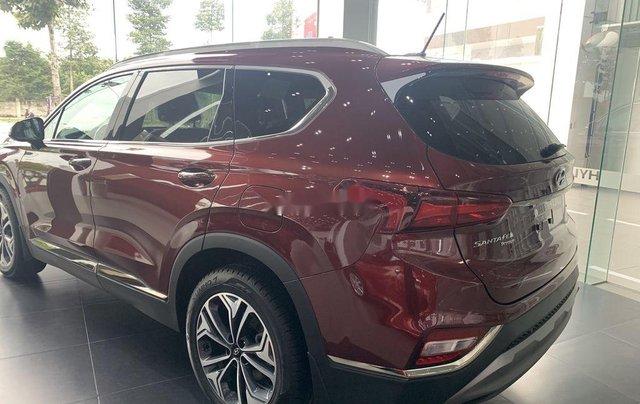 Bán ô tô Hyundai Santa Fe sản xuất năm 2020, màu đỏ0