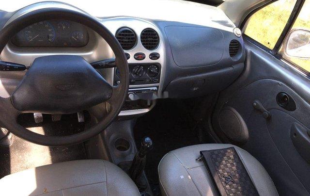 Bán Daewoo Matiz đời 1999, màu bạc, nhập khẩu  9