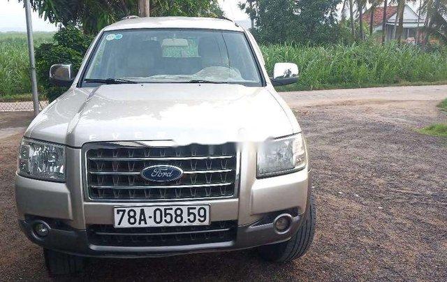 Bán ô tô Ford Everest sản xuất năm 2007, màu bạc, xe nhập đẹp như mới1