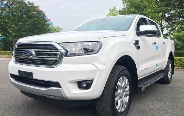 Ford Ranger Limited 20200