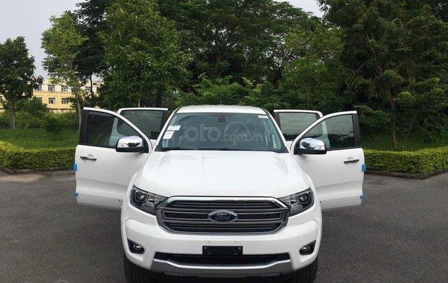 Ford Ranger Limited 20201