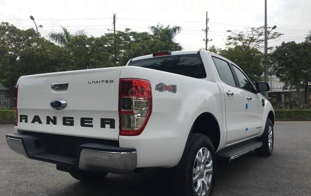 Ford Ranger Limited 20203