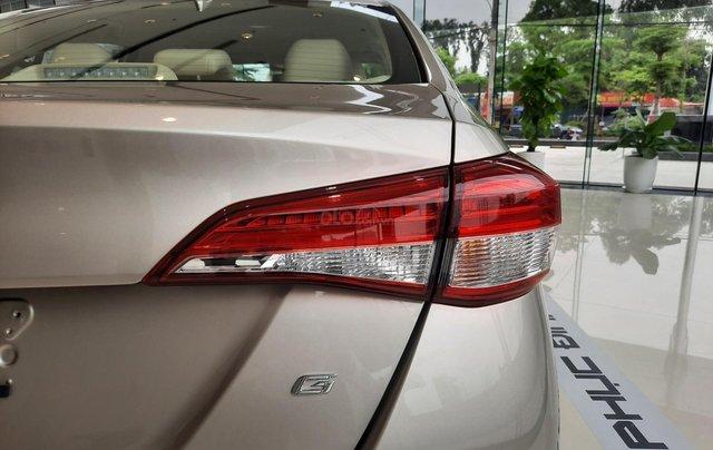 [Xe mới] - Toyota Vios 2020 - ưu đãi tiền mặt, tặng miễn phí gói phụ kiện chính hãng, thời gian áp dụng tháng 11-12/20201