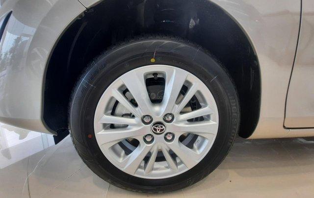[Xe mới] - Toyota Vios 2020 - ưu đãi tiền mặt, tặng miễn phí gói phụ kiện chính hãng, thời gian áp dụng tháng 11-12/20208