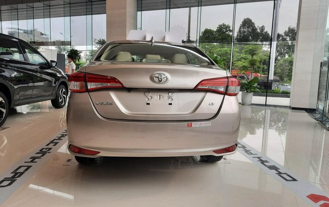 [Xe mới] - Toyota Vios 2020 - ưu đãi tiền mặt, tặng miễn phí gói phụ kiện chính hãng, thời gian áp dụng tháng 11-12/20202