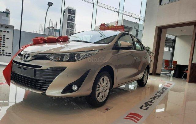 [Xe mới] - Toyota Vios 2020 - ưu đãi tiền mặt, tặng miễn phí gói phụ kiện chính hãng, thời gian áp dụng tháng 11-12/20200