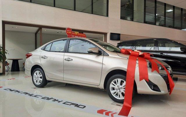 [Xe mới] - Toyota Vios 2020 - ưu đãi tiền mặt, tặng miễn phí gói phụ kiện chính hãng, thời gian áp dụng tháng 11-12/20205