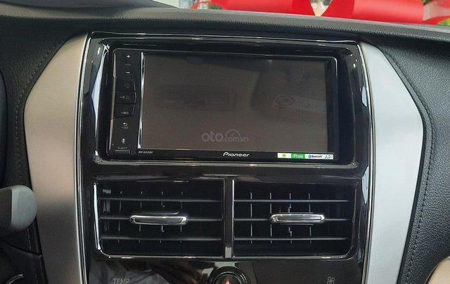 [Xe mới] - Toyota Vios 2020 - ưu đãi tiền mặt, tặng miễn phí gói phụ kiện chính hãng, thời gian áp dụng tháng 11-12/202012