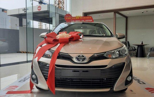 [Xe mới] - Toyota Vios 2020 - ưu đãi tiền mặt, tặng miễn phí gói phụ kiện chính hãng, thời gian áp dụng tháng 11-12/20204